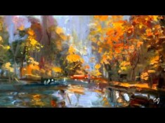 Paintings & Music -Sefedin Stafa – Painter – – YouTube